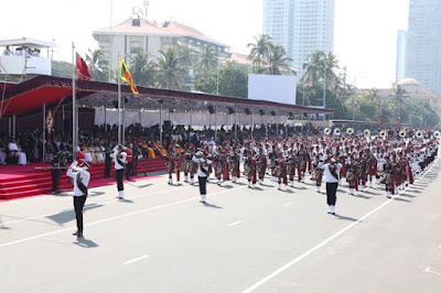 Sri Lanka Celebrated 70th Independence Day