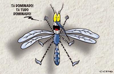 Mosquitos morrem de rir de declaração do ministro da Saúde sobre novo vírus