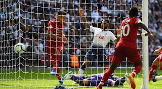 Tottenham Hotspur vs Liverpool 1-2