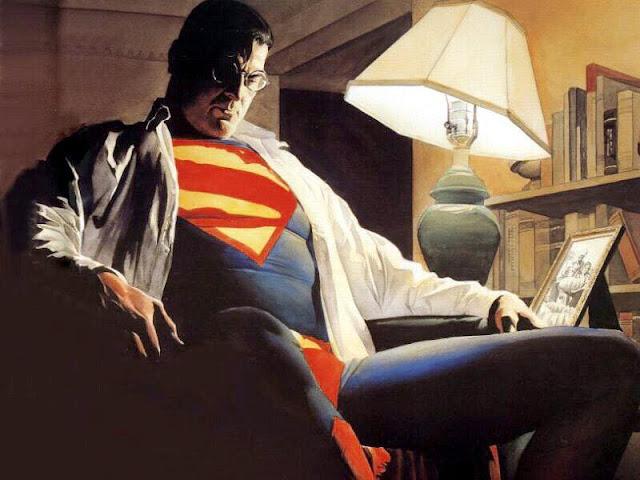15 HQs do Superman pra fazer pensar