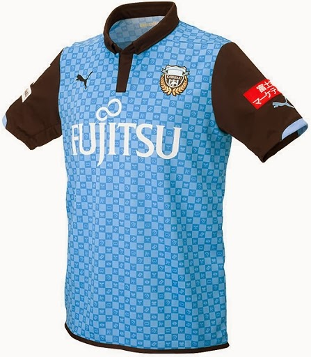 Kawasaki Frontale divulga seus novos uniformes - Show de Camisas 670b8188ff8d8