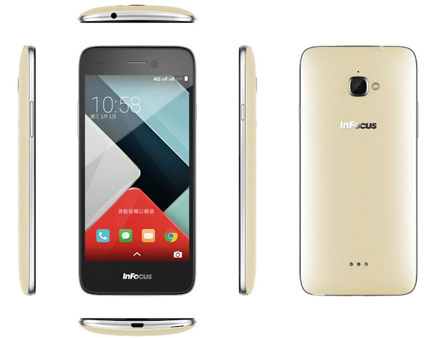InFocus launches M350 smartphone in India for Rs. 7999, registrations open on Snapdeal
