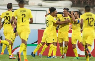 نتيجه مشاهدة مباراة السد القطري وبيرسبوليس  بتاريخ 2-10-2018 انتهت بفوز بيرسبوليس بنتيجه 1 - 0