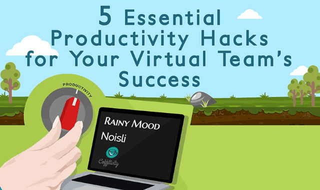 5 Essential Productivity Hacks for Your Virtual Teams' Success