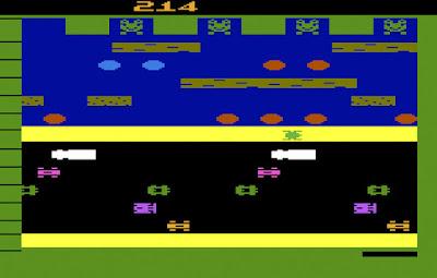 Los míticos juegos de la Atari 2600