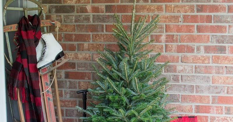 Christmas%2Bfront%2Bporch%2Bdecorating%2