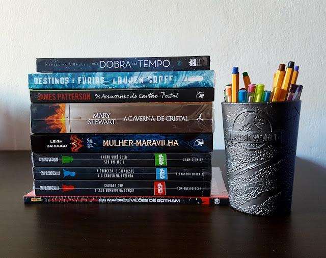 Bookhaul de abril