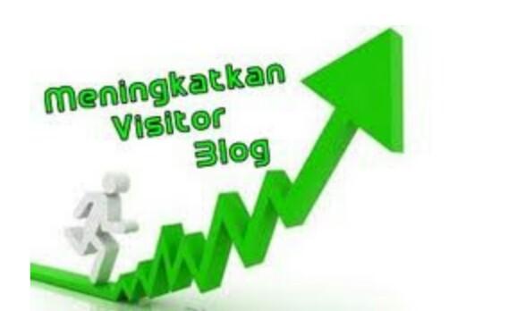 Cara Paling Ampuh Menigkatkan Pengunjung Blog