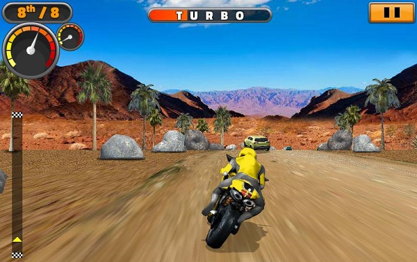 Download Rush Star Bike Adventure APK MOD DATA Game