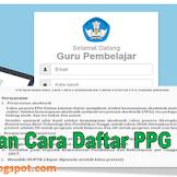 Syarat Dan Cara Pendaftaran PPG 2018 - 2022 Tahap 2