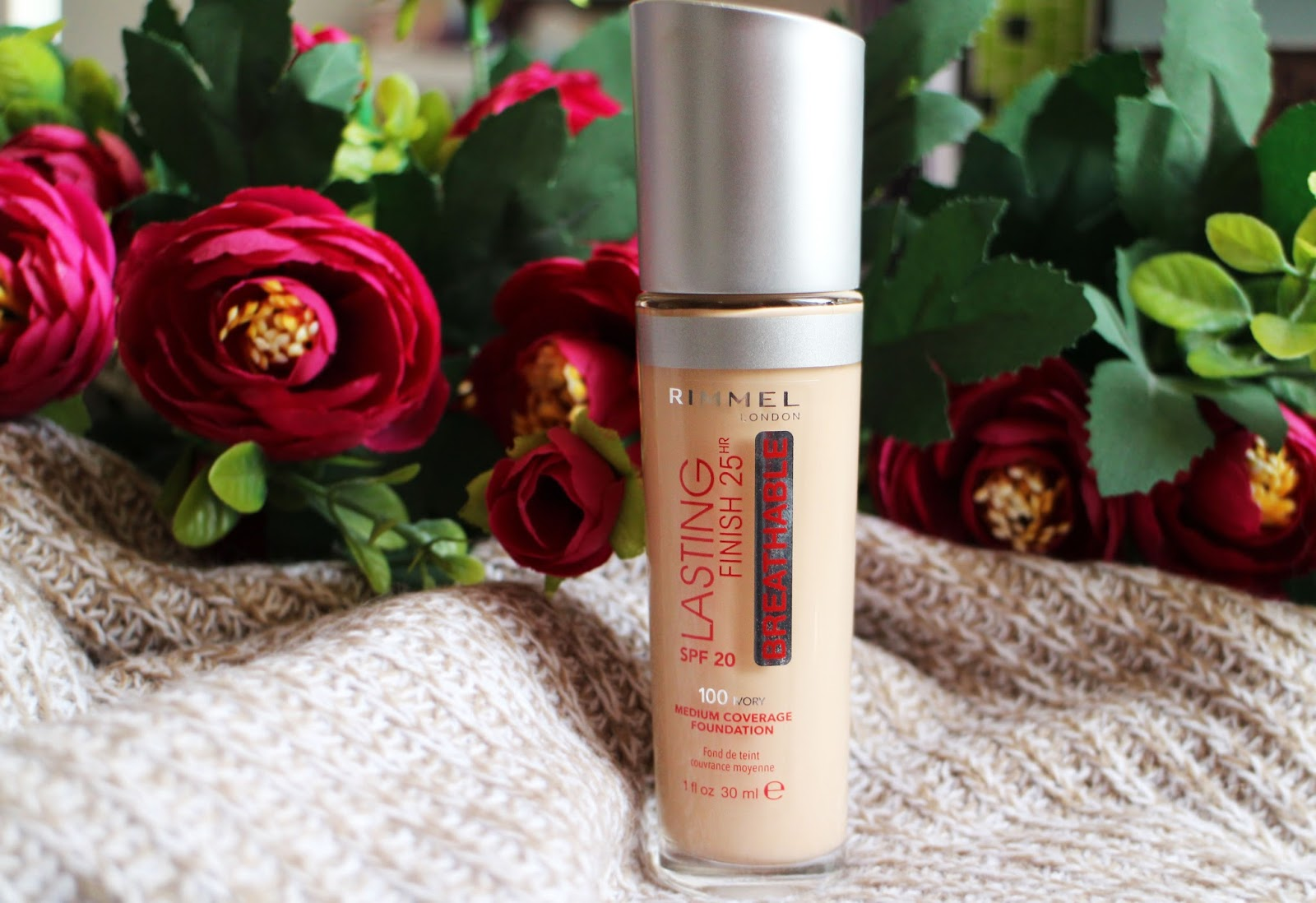Current Everyday Foundation | Rimmel Lasting Finish Breathable Foundation