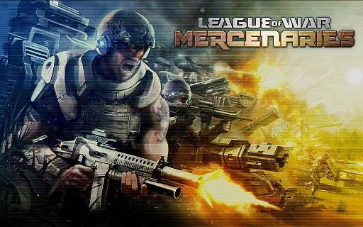 League of War: Mercenaries v8.6.9 Apk Mod