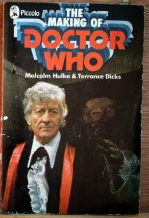 http://www.amazon.co.uk/Making-Doctor-Who-Piccolo-Books/dp/0330232037