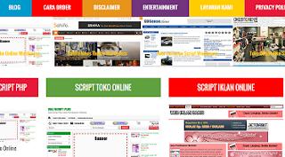 Template Blogspot Untuk AdSense