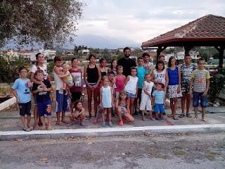 Φιλοξενία Σερβόπουλων από την Ιερά Μητρόπολη Κίτρους, Κατερίνης και Πλαταμώνος
