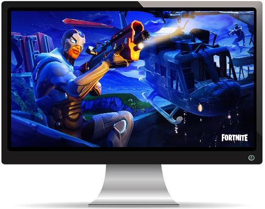 Fortnite Skin Saison 4 - Fond d'écran en Ultra HD 4k