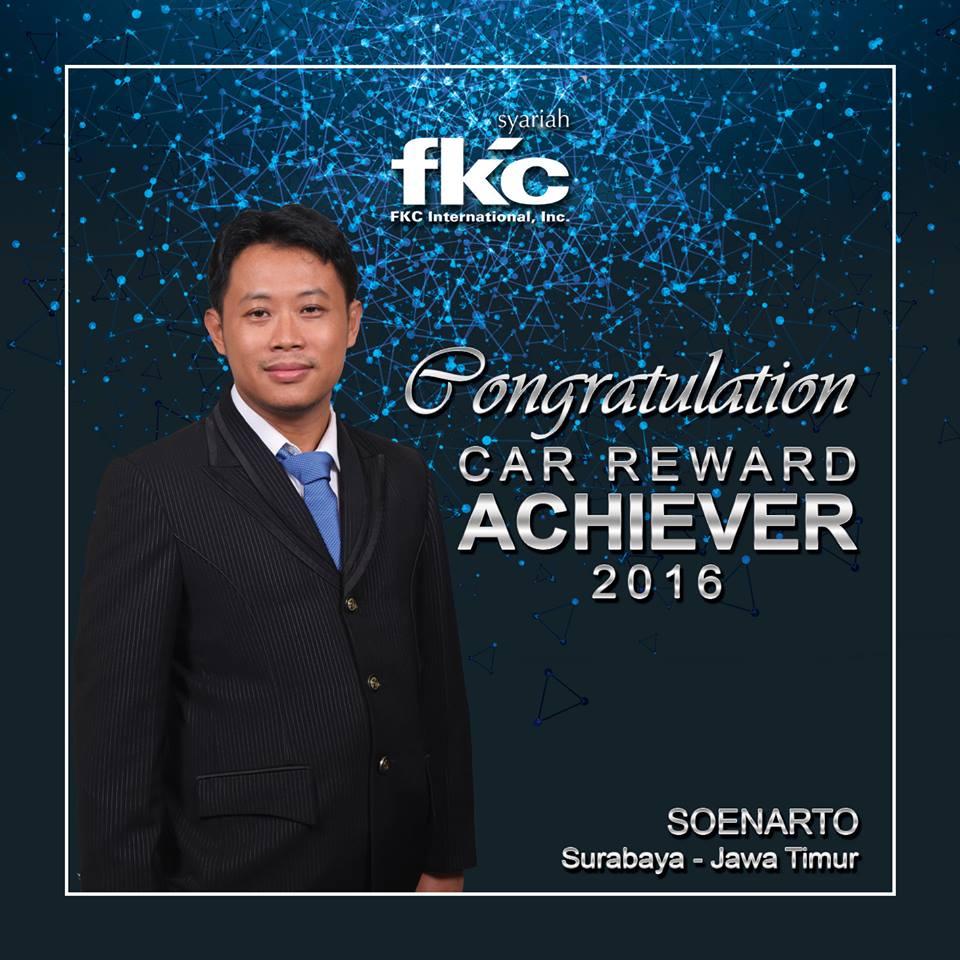 Bisnis Fkc Syariah - Reward Soenarto