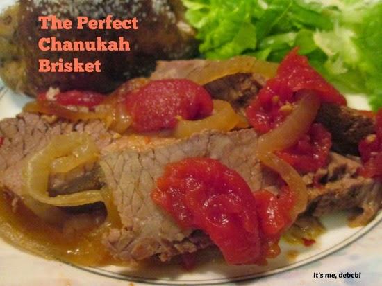 Chanukah Hanukkah brisket