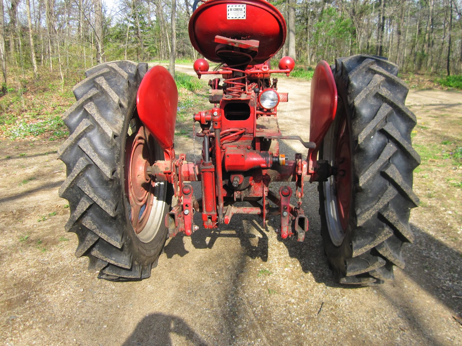 farmall super c implements - photo #24