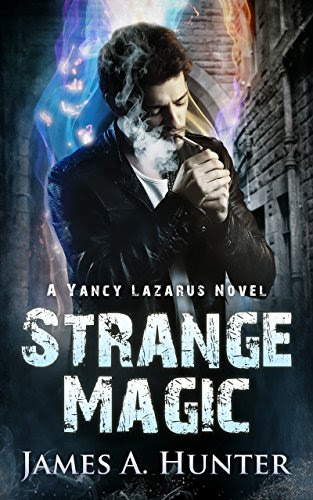 "James A. Hunt, ""Strange Magic"""