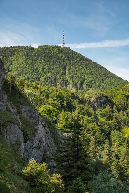 Gaisberg und Nockstein von Koppl  Wanderung FuschlseeRegion  Wandern Salzkammergut 10