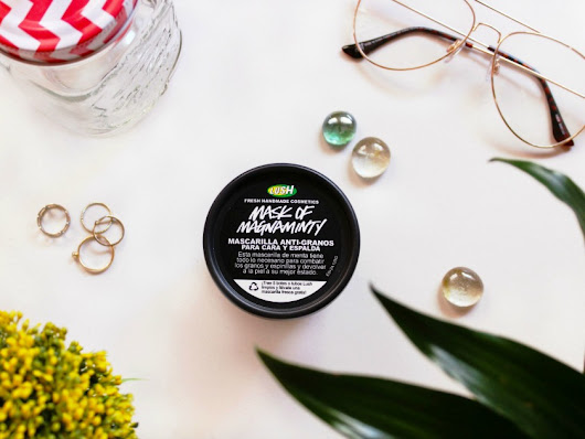 LUSH Mask of Magnaminty // Review - Marized