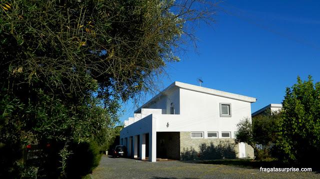 Ala dos apartamentos do Hotel Quinta dos Bastos, Évora, Portugal