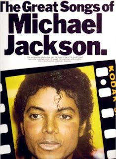 The Great Songs of Michael Jackson piano songbook