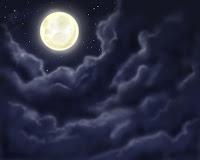 malam nisfu sya'ban 1434/2013