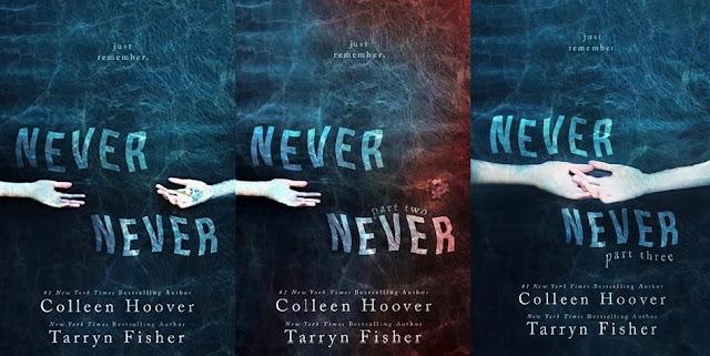 Colleen Hoover és Tarryn Fisher - Soha, de soha