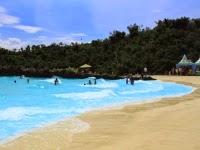 wisata pantai buatan