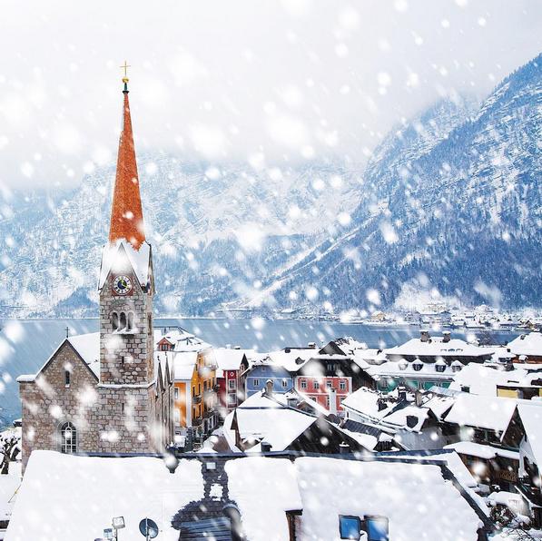 Hallstat - Austria - Ilhan1077