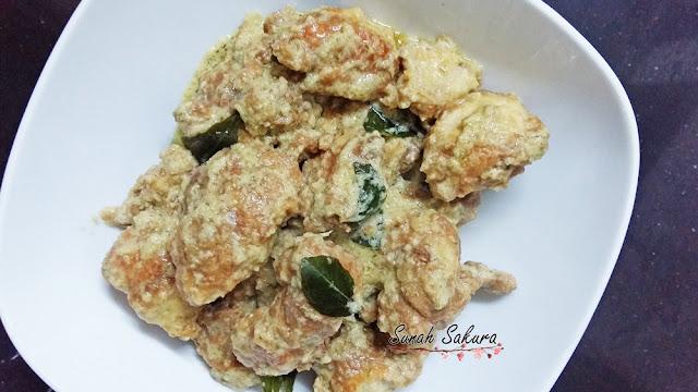 Resepi Buttermilk Chicken