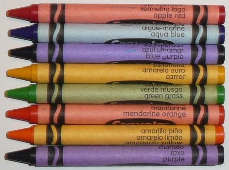 the crayon blog rare