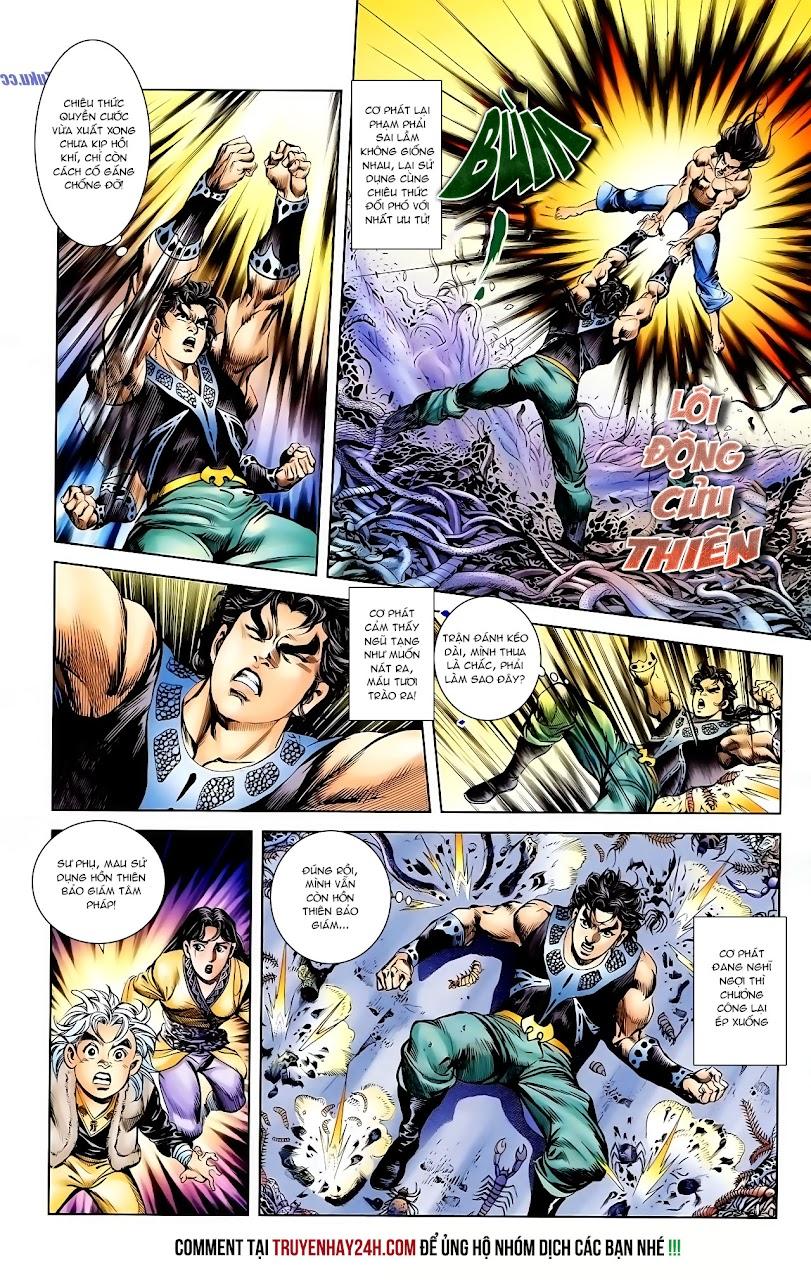 Cơ Phát Khai Chu Bản chapter 114 trang 28