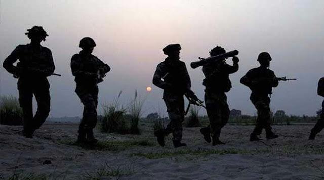 কাশ্মীরে পাক গোলায় ২ ভারতীয় সেনা নিহত