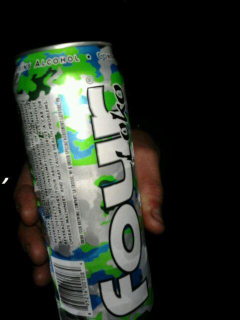 Night Riders Union Of Seattle New Four Loko Flavor Is Coppertone