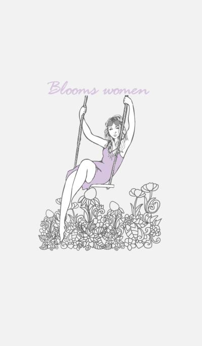 Blooms women