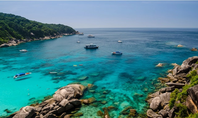 10. Similan Island - Thailand