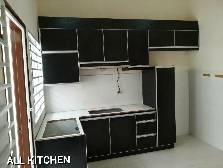 Harga kitchen cabinet melamine for Harga kitchen cabinet