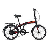 Sepeda Lipat Morison MS8118AT Folding Bike