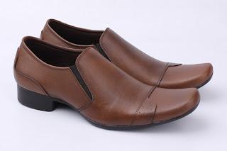 Sepatu Kerja Pria Kulit Asli Catenzo MP 185 8180459424
