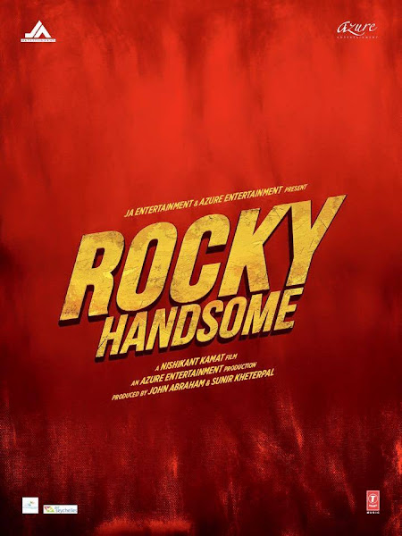 Rocky Handsome (2016) Movie Poster No. 1