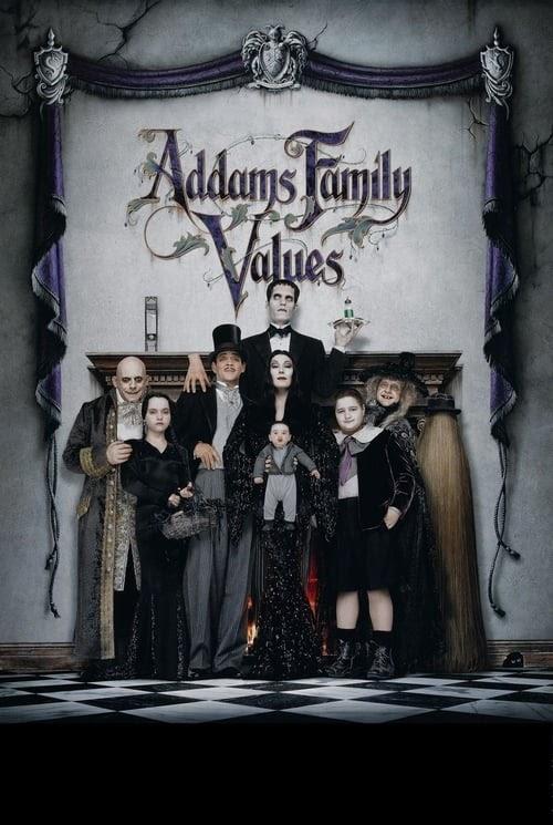 Addams Family In Verrückter Tradition Stream