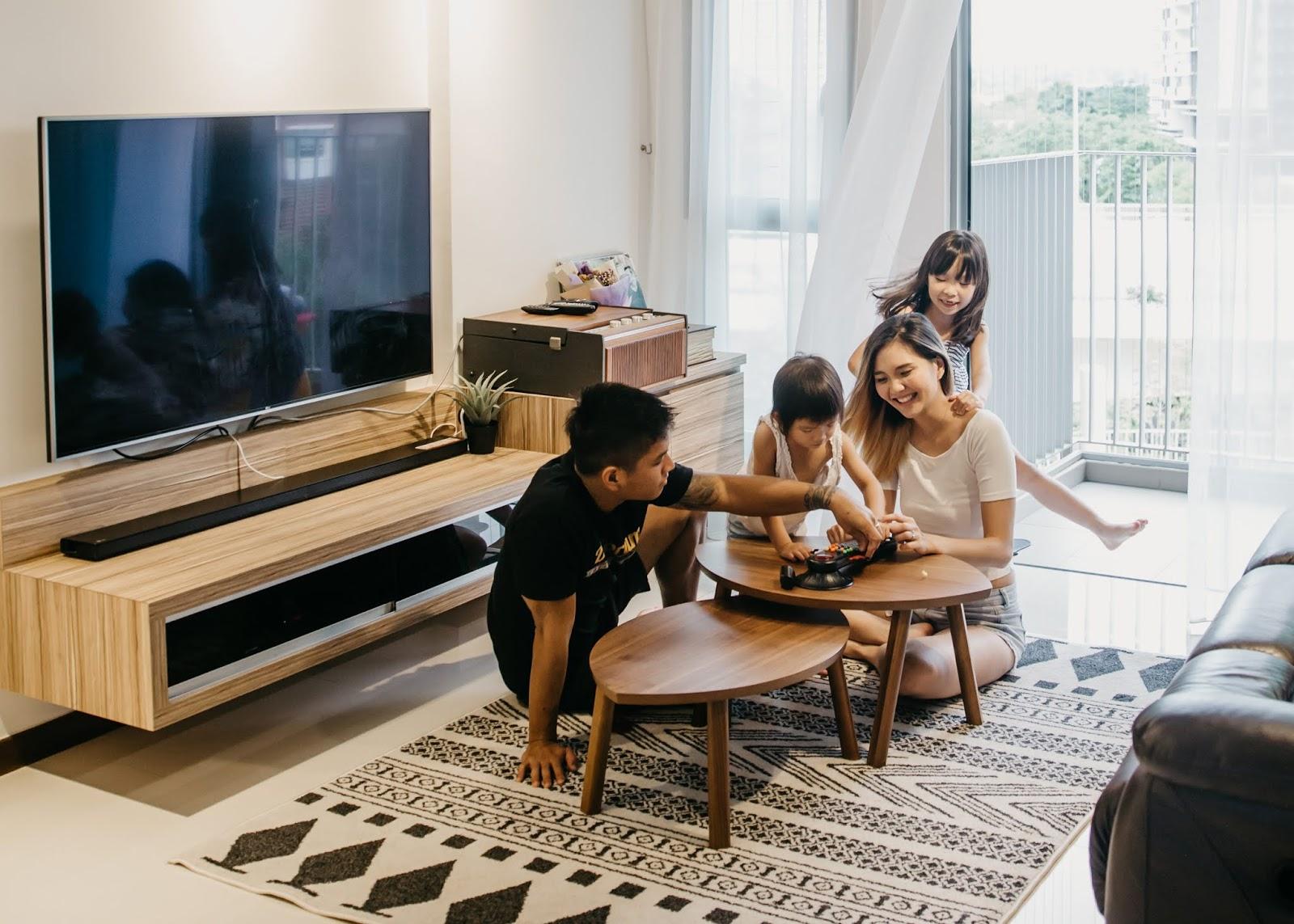 Home Designing 101 - Esther Rachel