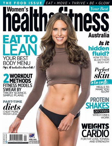 download womens health  & fitness magazine pdf