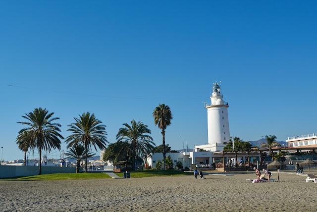 plaże w Malaga, wypoczynek i wakacje
