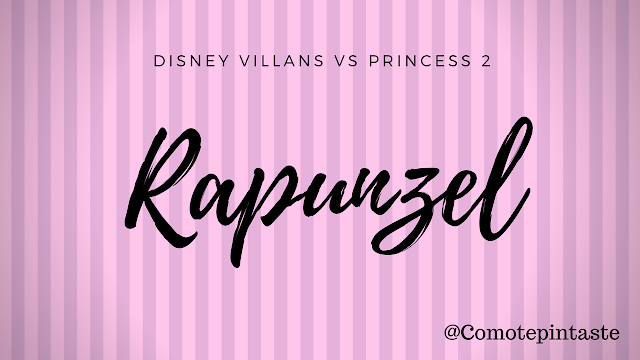 banner rapunzel disney villans vs princess