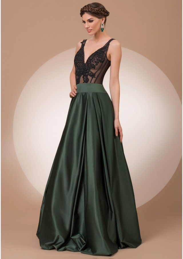 vestidos de coctel de la realeza