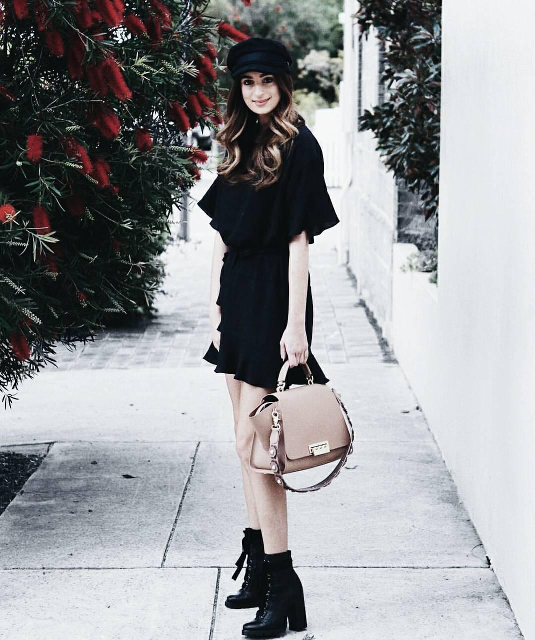 Vestido Negro Para Toda Ocasión
